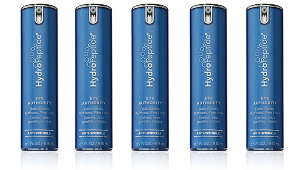 HydroPeptide Eye Authority Review: It's so brightening and tightening it's frightening.