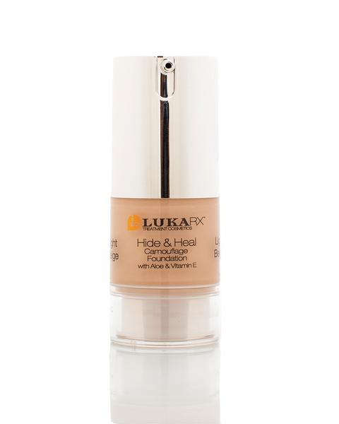 lukas hide and heal concealer clemish